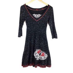 Rock & Roll Cowgirl   Medium   Dress   3/4 Sleeve
